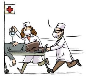 为什么急诊科需要使用动态DR?
