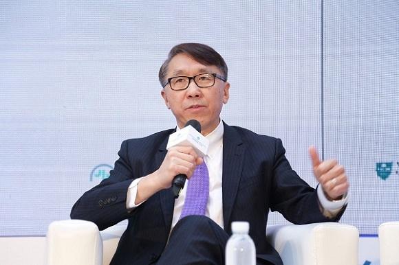 """曾获""""希望英雄奖""""的肝癌权威专家朱秀轩教授回国"""