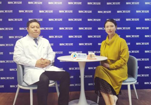 腾讯网专访西安瑞泰口腔种植专家赵煜:大医精诚 用心服务每一位患者